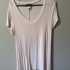 Long tee shirt